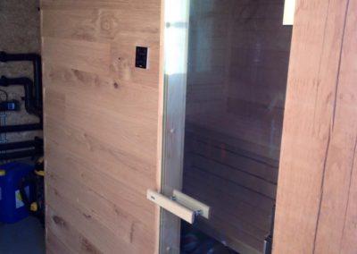 poolhouse sauna