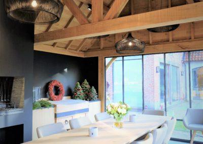 vanhauwood - eiken interieur