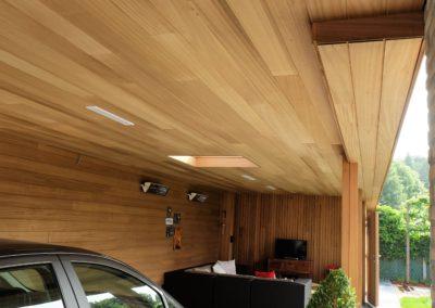 vanhauwood - modern bijgebouw carport 2