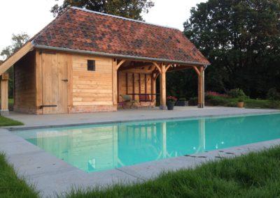 vanhauwood -poolhouse eik 1