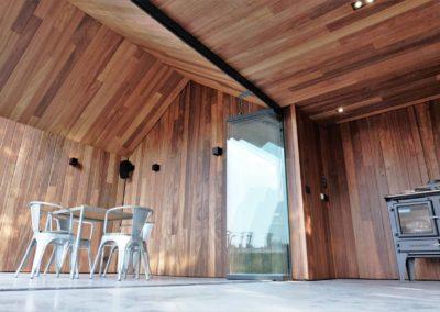 Vanhauwood - modern bijgebouw padoek 3