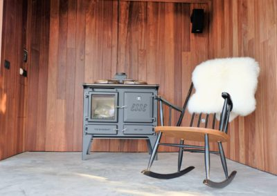Vanhauwood - modern bijgebouw padoek 5
