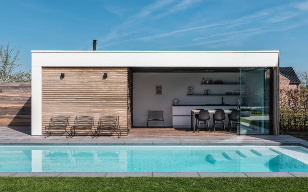 'De mooiste poolhouses van België'