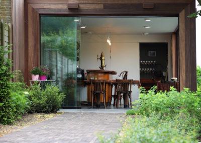 Vanhauwood - Modern bijgebouw tuinkamer 3