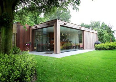 Vanhauwood - Modern bijgebouw tuinkamer 4