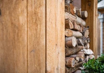 Vanhauwood - eiken tuinberging en garage 13