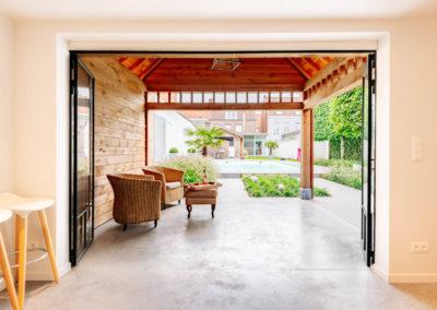 Vanhauwood_poolhouse met keukentje eik 14