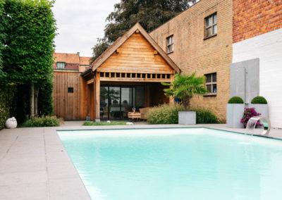Vanhauwood_poolhouse met keukentje eik 3